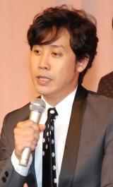 NHK朝の連続テレビ小説『まれ』で主人公・希の父親役に起用された大泉洋 (C)ORICON NewS inc.