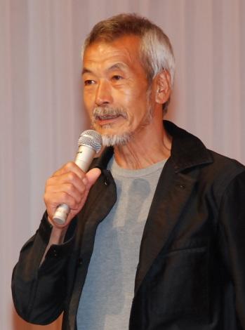 NHK朝の連続テレビ小説『まれ』に出演する田中泯 (C)ORICON NewS inc.