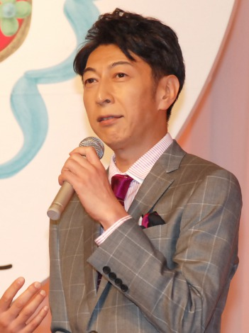 NHK朝の連続テレビ小説『まれ』に出演する篠井英介 (C)ORICON NewS inc.