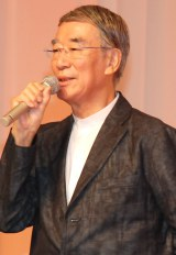 NHK朝の連続テレビ小説『まれ』に出演する中村敦夫 (C)ORICON NewS inc.