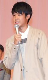 NHK朝の連続テレビ小説『まれ』に出演する葉山奨之 (C)ORICON NewS inc.