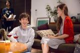 ロッテ『ショコランタン』の新CMで共演する滝藤賢一(左)と松本莉緒