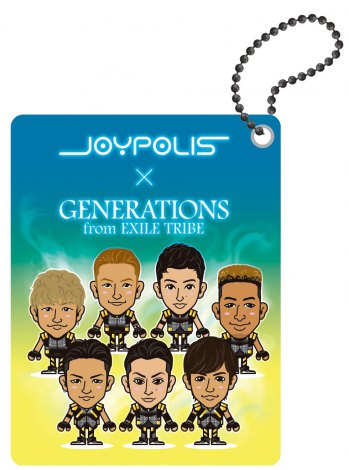 JOYPOLIS×GENERATIONS from EXILE TRIBE