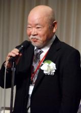 『第43回日本漫画家協会賞』贈賞式に出席した森田拳次氏 (C)ORICON NewS inc.