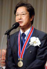 『第43回日本漫画家協会賞』贈賞式に出席した村上もとか氏(代表作には『JIN-仁-』も) (C)ORICON NewS inc.