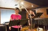 オリジナルアニメーション『ぐらP&ろで夫』で声優を務める(左から)谷山紀章、今野浩喜 (C)lantis/pits