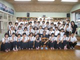 EXILE ATSUSHI、Nコン合唱曲で中学生と交流