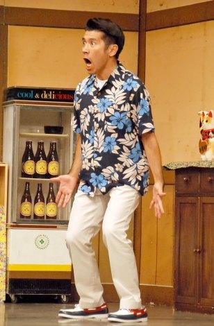 ガレッジセール・ゴリ=沖縄版吉本新喜劇「おきなわ新喜劇」記者会見 (C)ORICON NewS inc.