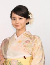 映画『蜩ノ記』東日本大震災復興支援チャリティー試写会に出席した堀北真希