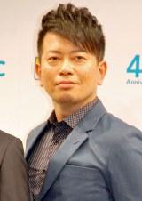 アフラック『新 生きるためのがん保険Days』新キャンペーン発表会に出席した宮迫博之 (C)ORICON NewS inc.