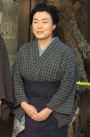 2015年NHK大河ドラマ『花燃ゆ』に出演する久保田磨希 (C)ORICON NewS inc.