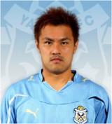 よしもとに所属するジュビロ磐田の駒野友一選手