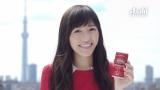 アサヒ飲料『ワンダ モーニングショット』の新CMで元気に呼びかける渡辺麻友