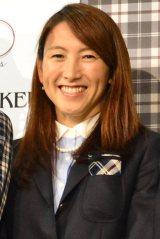 ニューヨーカー銀座店のオープニングセレモニーに出席した、杉山愛 (C)oricon ME inc.
