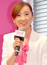 妊娠を生報告した西尾由佳理アナ (C)ORICON NewS inc.
