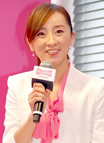 サムネイル 妊娠を生報告した西尾由佳理アナ (C)ORICON NewS inc.