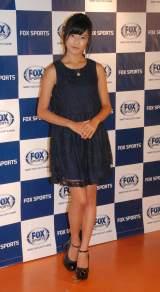 『FOX SPORTS』欧州サッカートークイベントに出席した小島瑠璃子 (C)ORICON NewS inc.