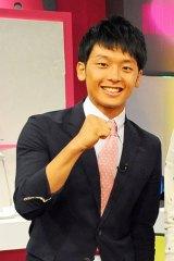 今月末に大学の後輩と結婚する関西テレビの新実彰平アナウンサー