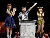 決勝は、小嶋vs渡辺という組み合わせに。(C)AKS