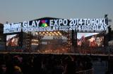 GLAYが約10年ぶりに大型野外ライブ『GLAY EXPO』を開催 (C)ORICON NewS inc.