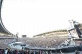 10年ぶりとなる大型野外ライブ『GLAY EXPO』を東北・ひとめぼれスタジアム宮城(宮城スタジアム)で開催したGLAY