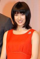 NHK朝の連続テレビ小説『まれ』でヒロインを務める土屋太鳳 (C)ORICON NewS inc.