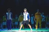 現在、TOKYO DOME CITY HALLにて、「全国大会 青学 vs 立海」公演を上演中。(C)許斐 剛/集英社・NAS・新テニスの王子様プロジェクト (C)許斐 剛/集英社・テニミュ製作委員会