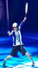 小越がリョーマ役を務める2ndシーズンは、11月に行われるミュージカル『テニスの王子様』コンサートDream Live 2014でファイナルを迎える。(C)許斐 剛/集英社・NAS・新テニスの王子様プロジェクト (C)許斐 剛/集英社・テニミュ製作委員会