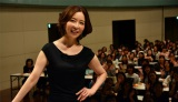 J:COMの女性限定美容イベントに特別講師として登場した真矢みき (C)oricon ME inc.