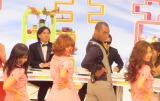 MAXも登場しスタジオアルタでダンスを披露 (C)TOKYO MX