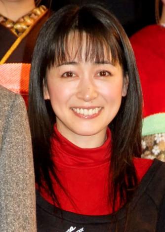 サムネイル 第1子女児を出産した横山智佐 (C)ORICON NewS inc.
