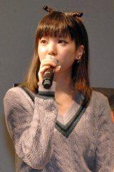 "『""TERRACE HOUSE TUNES""PREMIUM FAN MEETING』に出席した平澤遼子 (C)ORICON NewS inc."