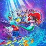 新ミュージカルショー「キング・トリトンのコンサート」が、2015年4月24日にスタート! ※写真はイメージ (c)Disney