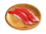 『回転寿司ランキング』総合1位【がってん寿司】の人気商品「みなみまぐろ中とろ:400円(税抜)」