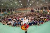 自身初の学園祭ライブでソロ1stシングル発売を発表した大原櫻子