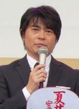 16年間出演した『アッコにおまかせ!』を卒業した安東弘樹アナ (C)ORICON NewS inc.