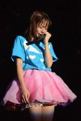 全国ツアー最終公演をもってグループを卒業することを発表した奥仲麻琴