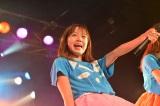 涙ながらに熱唱したPASSPO☆のエース・奥仲麻琴