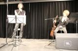 アコースティックライブで「S#0」を披露した藤田玲