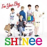 SHINeeのニューアルバム『I'm Your Boy』初回生産限定盤C