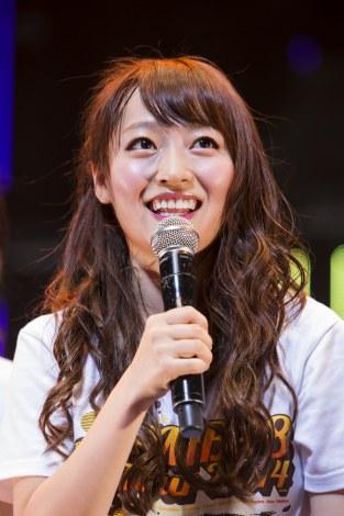 11月30日に『独演会其ノ四』が決まりネタに困る小谷里歩(C)NMB48
