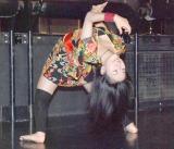 「ナナバウアー」を披露=凱旋ライブ前に取材に応じた名倉七海