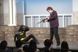 5分間の渾身のバットマンコントを披露した御茶ノ水男子