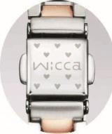 女性向け腕時計『wicca(ウィッカ)』(税抜3万9000円) バックルにもハートの刻印入り