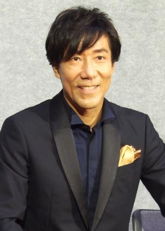 NHK木曜時代劇『ぼんくら』で主演を務める岸谷五朗 (C)ORICON NewS inc.