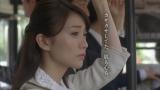 上京して三年目のOL・麻子を演じる大島優子(第一三共『ミノン』洗浄シリーズより)