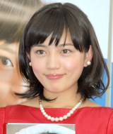 川口春奈 (C)ORICON NewS inc.