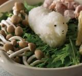 食事が一段と楽しくなる書籍『大根おろしアート』(10月10日発売/主婦の友社)より