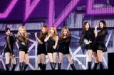 『SMTOWN LIVE WORLD TOUR』東京公演に出演した少女時代