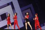 『SMTOWN LIVE WORLD TOUR』東京公演に出演したf(x)(エフエックス)